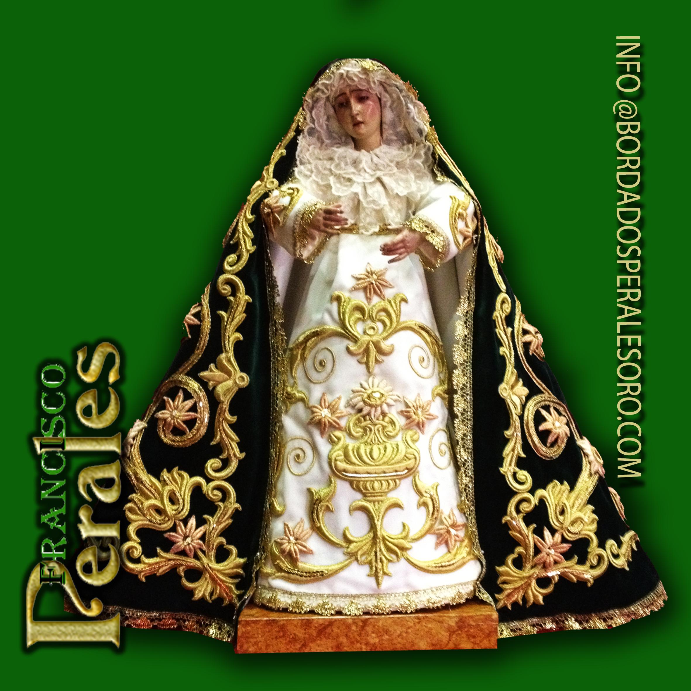 Virgen pequeña Modelo 03