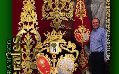 Bacalao bordado para Tres Caidas de Madrid