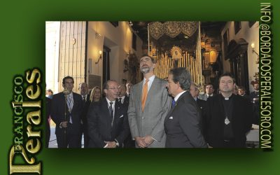 El Rey acepta el cargo de Hermano Mayor Honorario de la Hdad del Museo