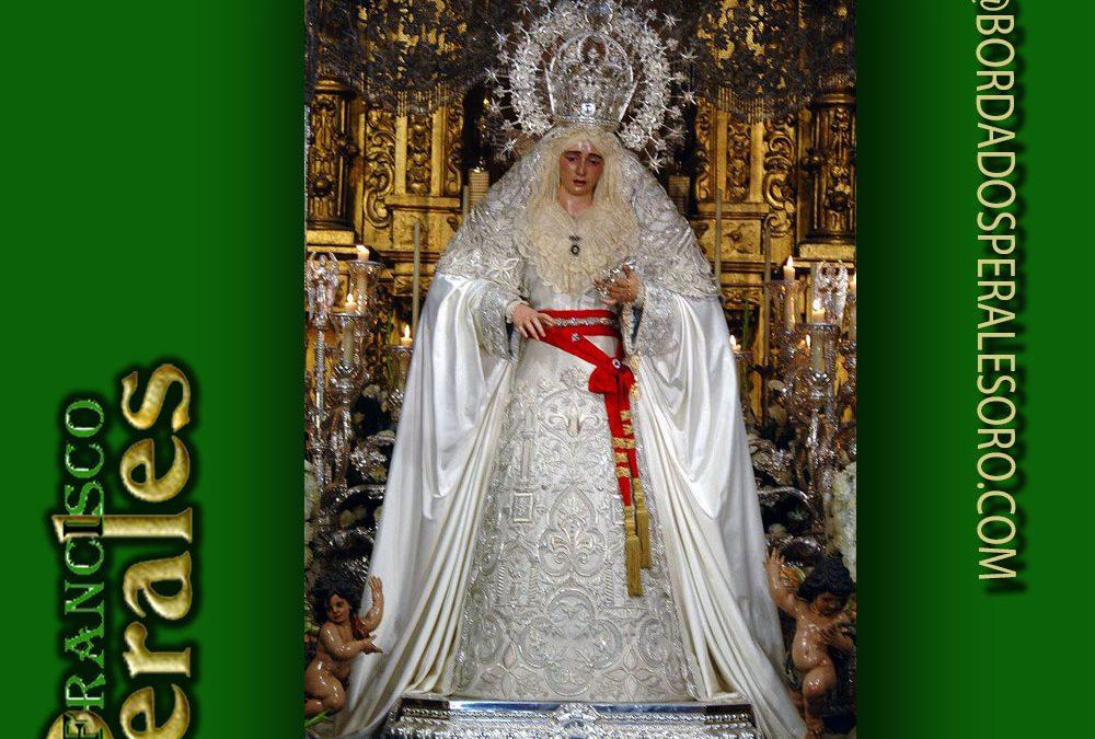 Traslado Coronación Virgen de la Paz Sevilla