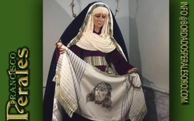 Virgen vestida de hebrea
