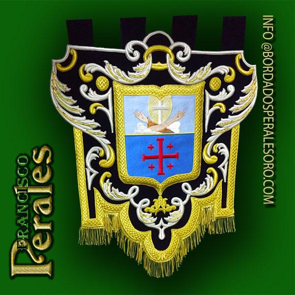 Estandarte pequeño Franciscano Modelo 03