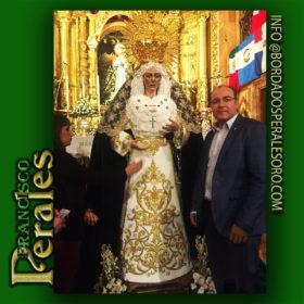 Virgen de la Esperanza Macarena de Cornella