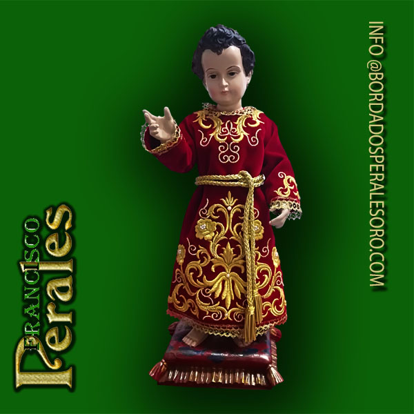 Niño Jesús Montañesino Modelo 13