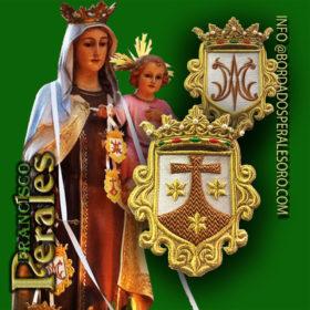 Escapularios Virgen del Carmen modelo 02