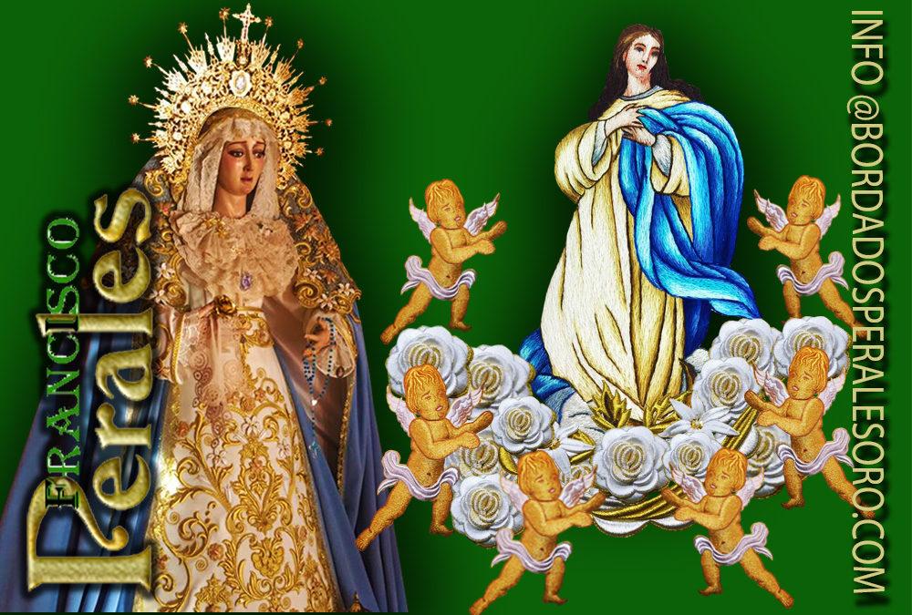 LA INMACULADA CONCEPCIÓN DE MARÍA EL 8 DE DICIEMBRE.
