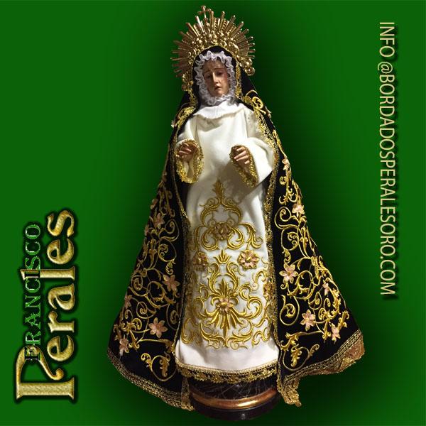 Virgen pequeña Modelo 07