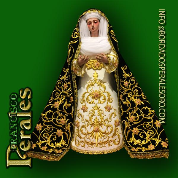 NOVEDAD Virgen Pequeña Modelo 12