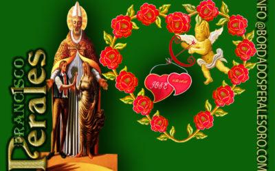 Día de San Valentín 14 de Febrero.