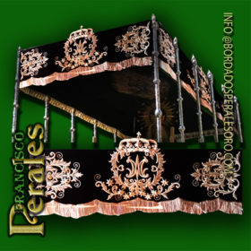 Palio de cajón Modelo 11