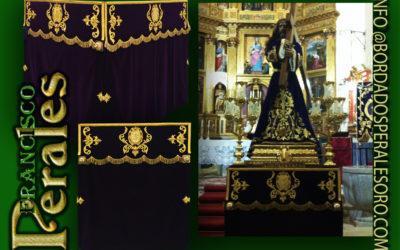 Respiraderos para la Hermandad de Nuestro Padre Jesús Nazareno de Magán en Toledo.