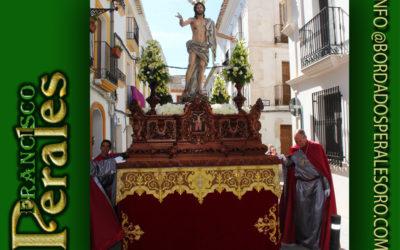 Respiraderos para el Señor Resucitado de Vélez-Rubio.
