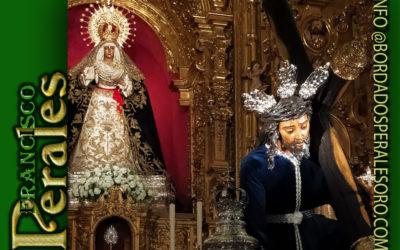 Traslado del Santísimo Cristo de las Tres Caídas a la Capilla de los Marineros.