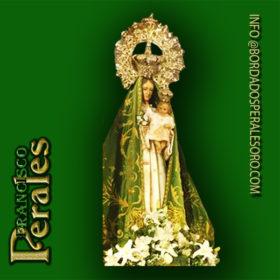 NOVEDAD Restauración de manto de Nuestra Señora de las Nieves de Espinosa de los Monteros en Burgos.