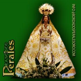 NOVEDAD Restauración manto de Virgen de la Estrella, patrona de Miguelturra.