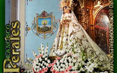 Restauración manto de Nuestra Señora Santa María de la Cabeza de los Santos de Pozuelos.