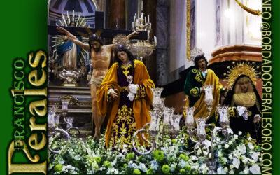 Túnica realizada para la Cofradía de Santa María Magdalena de Vila-real.