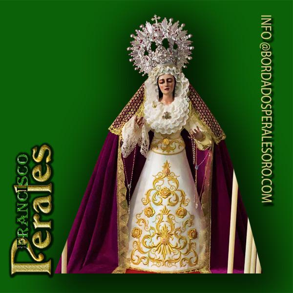 NOVEDAD Virgen Pequeña Modelo 17
