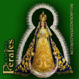 NOVEDAD Virgen Pequeña Modelo 11