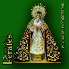 NOVEDAD Virgen Pequeña Modelo 08