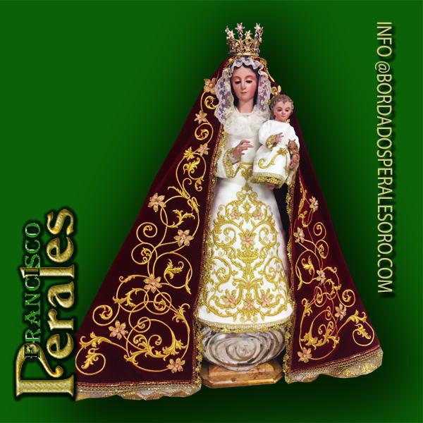 Virgen pequeña Modelo 06