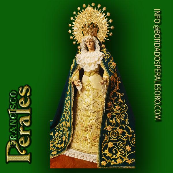 NOVEDAD Virgen Pequeña Modelo 23