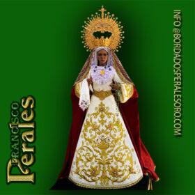 NOVEDAD Virgen Pequeña Modelo 14