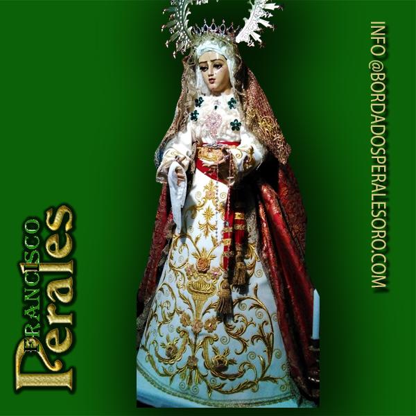 NOVEDAD Virgen Pequeña Modelo 25