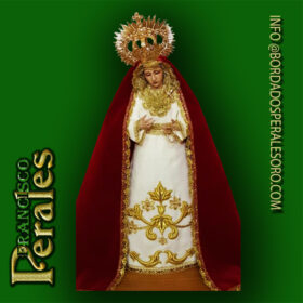 NOVEDAD Virgen Pequeña Modelo 21