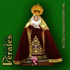 NOVEDAD Virgen Pequeña Modelo 19