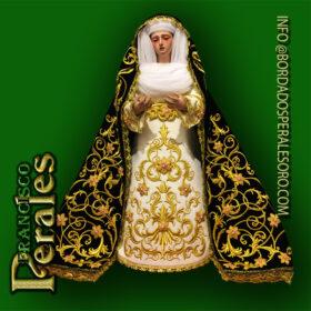 Virgen Pequeña Modelo 12