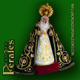 Virgen pequeña Modelo 05