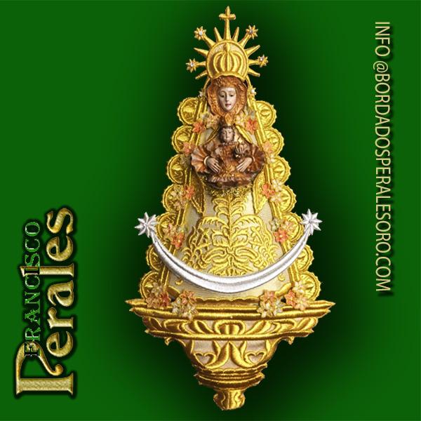 NOVEDAD Virgen Pequeña Modelo 30