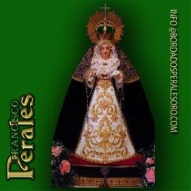 NOVEDAD Virgen Pequeña Modelo 26