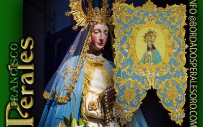 Simpecadorealizado para la Hermandad de Jesús de Medinaceli y Nuestra Señora de la Asunción de Herencia.
