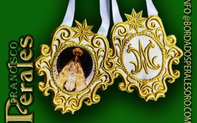 Escapularios parala Hermandad de Virgen de la Estrella, Patrona de Miguelturra.
